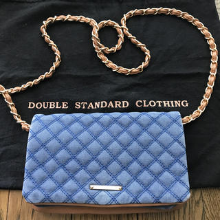 ダブルスタンダードクロージング(DOUBLE STANDARD CLOTHING)のダブスタ チェーンバッグ(ショルダーバッグ)