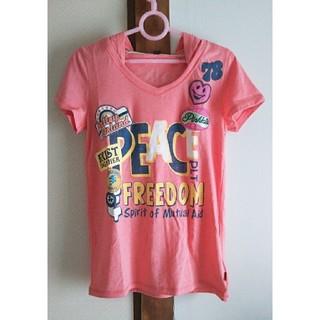 ピンクラテ(PINK-latte)のピンクラテトップス♡(Tシャツ(半袖/袖なし))