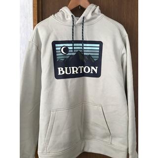 BURTON - burton バートン パーカー スノーボード フーディー