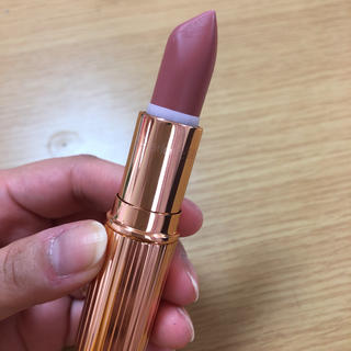 セフォラ(Sephora)のCharlotte tilbury English beauty(口紅)