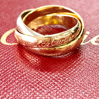 カルティエ(Cartier)のカルティエトリプルリング#50(リング(指輪))