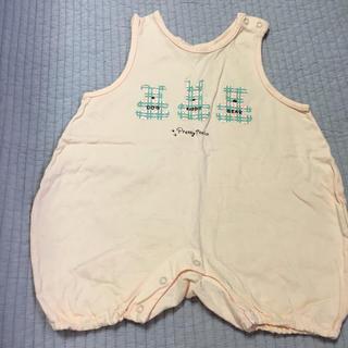 ベビーギャップ(babyGAP)のベビー服 80 タンクトップ 春夏 ロンパース (ロンパース)