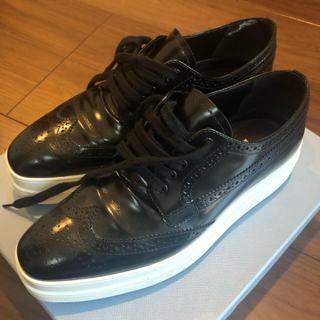 プラダ(PRADA)のPRADA シューズ(ローファー/革靴)