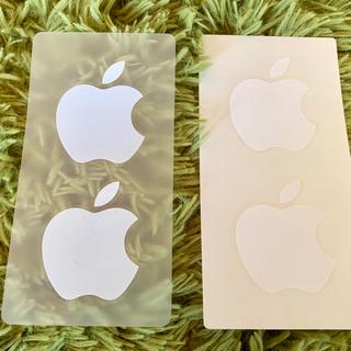 アップル(Apple)のapple ステッカー(ノベルティグッズ)