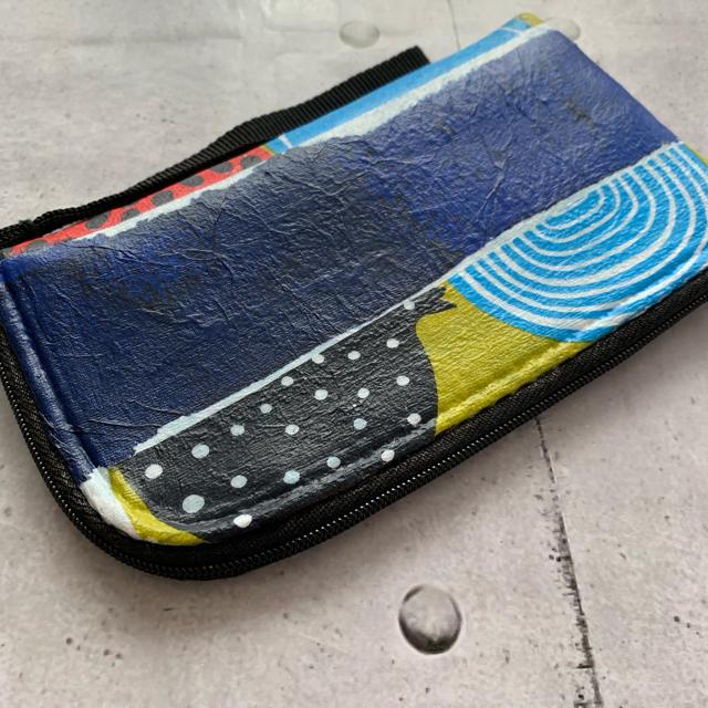 marimekko - iPhone スマートフォン モバイルポーチ ハンドメイドの通販 by さとみさくら's shop|マリメッコならラクマ