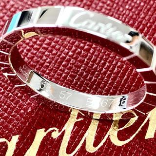 カルティエ(Cartier)のカルティエのリングです#57(リング(指輪))