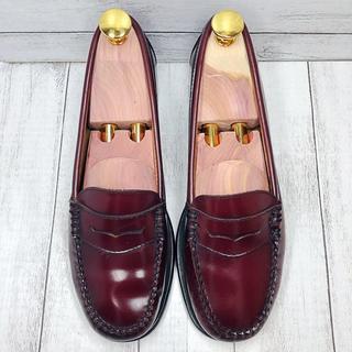 ジーエイチバス(G.H.BASS)のA163/G.H.BASS & CO. ローファー 5.5 (ローファー/革靴)