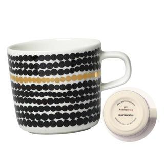 マリメッコ(marimekko)のレア【新品未使用】マリメッコ 10周年記念 コーヒーカップ marimekko(グラス/カップ)