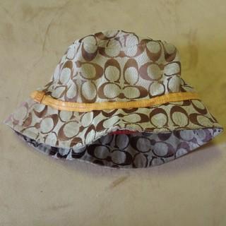 コーチ(COACH)の【COACH】帽子(ハット)