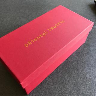 オリエンタルトラフィック(ORiental TRaffic)のORiental TRaffic★靴箱(ショップ袋)