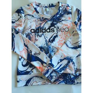 アディダス(adidas)のadidas neo レディース(Tシャツ(長袖/七分))