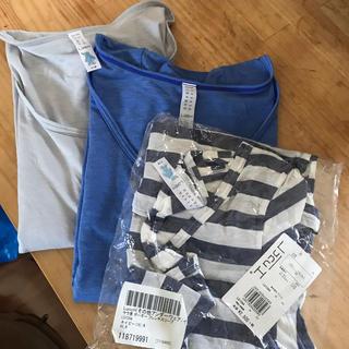ウンナナクール(une nana cool)のさら男 3枚セット ウンナナクール (Tシャツ(半袖/袖なし))