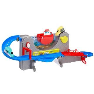 パイロット(PILOT)のおふろDEミニカー  海底トンネル&マップセット(お風呂のおもちゃ)
