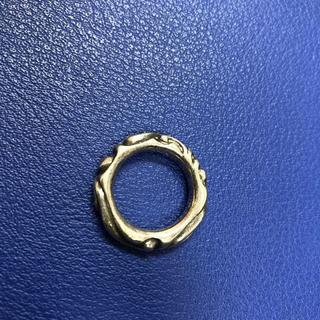 クロムハーツ(Chrome Hearts)のクロムハーツ SV925 スクロールリング 9.6g(リング(指輪))