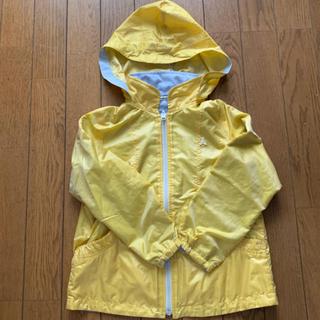 ファミリア(familiar)のファミリアfamiliar120㎝ 羽織、リバーシブルパーカーシャカシャカ素材(ジャケット/上着)
