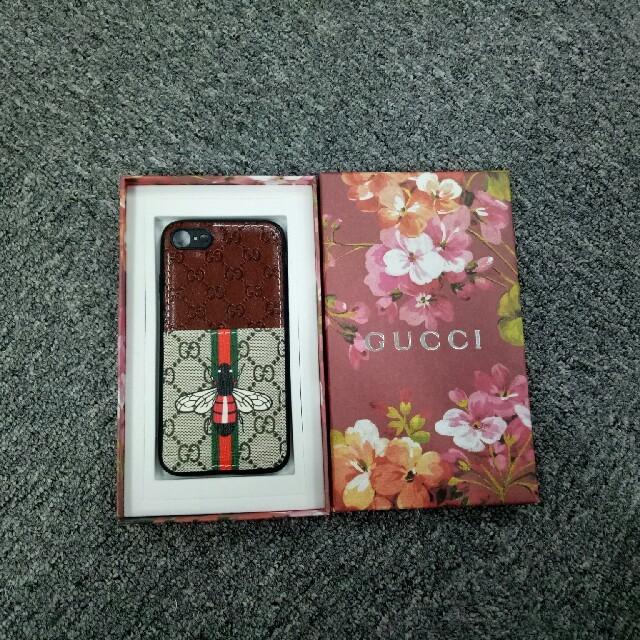 iphone 7 plus ケース アルミ - Gucci - GUCCIグッチ Iphoneケース   人気ケースの通販 by singer08's shop|グッチならラクマ