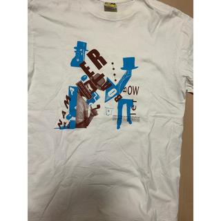 アベイシングエイプ(A BATHING APE)の激安Lサイズ! BAPE Tシャツ白(Tシャツ/カットソー(半袖/袖なし))
