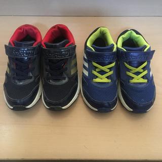 アディダス(adidas)の↓値下げ↓アディダス ファイト 2足 中古 (スニーカー)