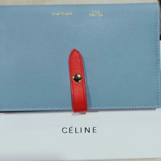 セリーヌ(celine)のceline  レディース 長財布 財布      (長財布)