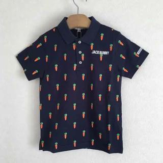 パーリーゲイツ(PEARLY GATES)のジャックバニー ポロシャツ 130(Tシャツ/カットソー)