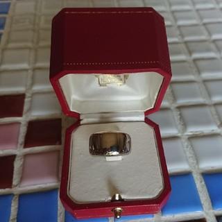カルティエ(Cartier)のCartier カルティエ ヌーベルバーグ k18WG #56(リング(指輪))
