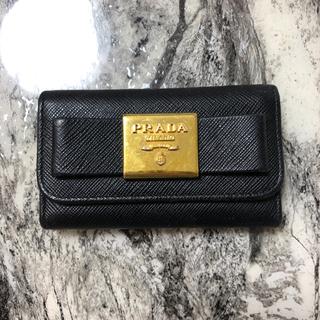 90c90025feaf PRADA - プラダリボンキーケース6連の通販 by こばやん's shop|プラダ ...