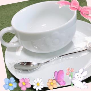 マリークワント(MARY QUANT)の新品未使用 マリークワント ティーカップ  ペア セット デイジー (グラス/カップ)