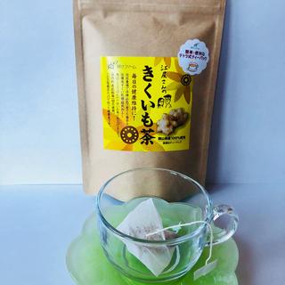 菊芋茶テトラタイプ36g(3g×12ティーパック)(健康茶)
