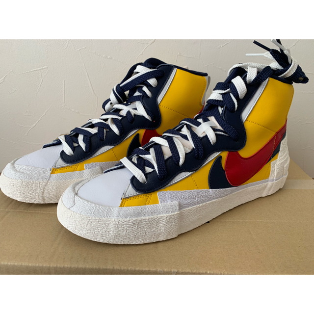 NIKE(ナイキ)のナイキ ブレーザー MID sacai  メンズの靴/シューズ(スニーカー)の商品写真