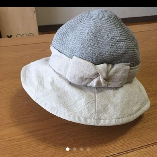 フルラ(Furla)の値下げ 美品 フルラ 麦わら帽子 ハット(麦わら帽子/ストローハット)