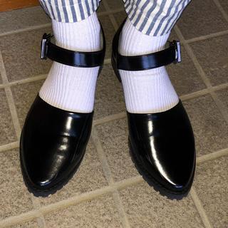 レプシィムローリーズファーム(LEPSIM LOWRYS FARM)のフラットシューズ(ローファー/革靴)
