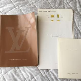 ルイヴィトン(LOUIS VUITTON)のルイヴィトン 製品カタログ 2002年版(ファッション)