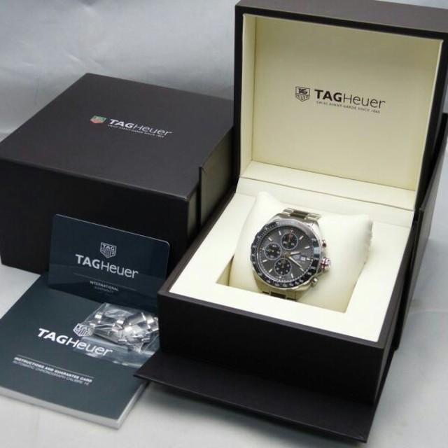 ジェイコブ偽物 時計 韓国 | TAG Heuer - フォーミュラ1 CAZ2012 クロノグラフ 自動巻き タグホイヤーの通販 by ひろ's shop|タグホイヤーならラクマ