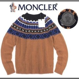 モンクレール(MONCLER)のモンクレール ニット セーター(ニット/セーター)