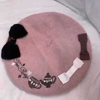 スイマー(SWIMMER)のswimmer スイマー ベレー帽(ハンチング/ベレー帽)