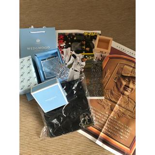 ハンシンタイガース(阪神タイガース)の金本知憲野球殿堂入り記念物(記念品/関連グッズ)