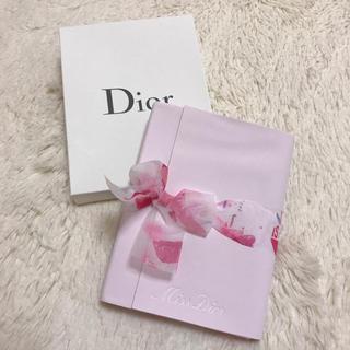 ディオール(Dior)のDior❤️📓ノベルティ手帳(ノベルティグッズ)