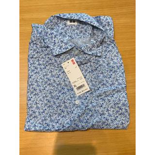 ユニクロ(UNIQLO)の新品未使用 ユニクロ プリントシャツ(シャツ)