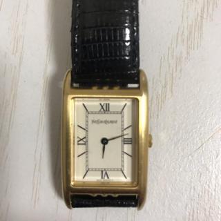 サンローラン(Saint Laurent)のイヴサンローラン  腕時計 クォーツ4625-E68176(腕時計(デジタル))