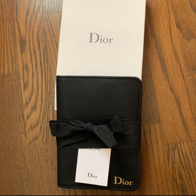 Dior(ディオール)のDIOR 手帳 コスメ/美容のコスメ/美容 その他(その他)の商品写真
