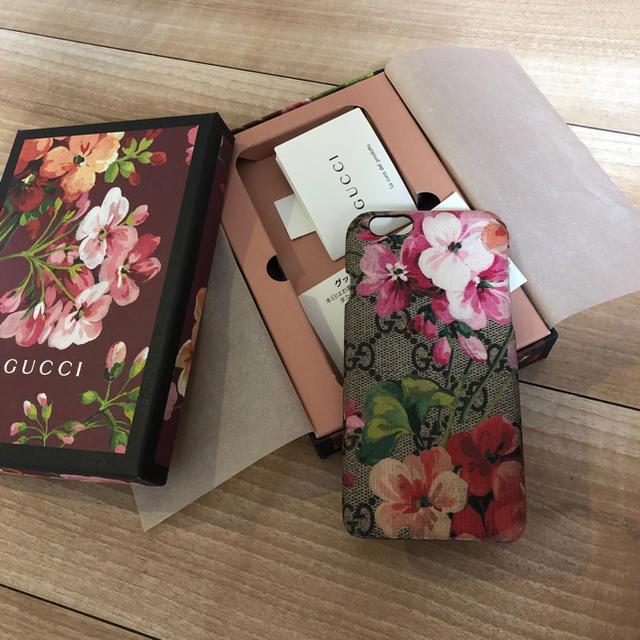 Gucci - GUCCI iPhoneケース iPhone66の通販