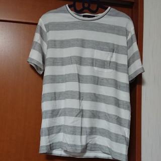 エムエフエディトリアル(m.f.editorial)のm.f.editorial ボーダー Tシャツ(Tシャツ/カットソー(半袖/袖なし))