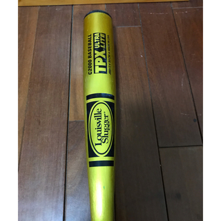ルイスビルスラッガー(Louisville Slugger)の値引美品 ルイスビル スラッガー 硬式バット 84㎝ 930g(バット)