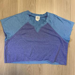 ブロッサムデイズ(BLOSSOM DAYS)のサムデイズラヴィン Somedayslovin デニム 半袖(Tシャツ(半袖/袖なし))