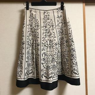 ベルメゾン(ベルメゾン)の千趣会 膝丈スカート S  (ひざ丈スカート)