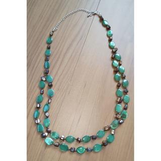【新品・箱付き】天然石ネックレス(ネックレス)