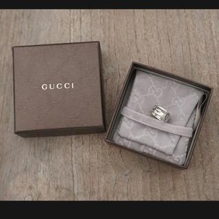 グッチ(Gucci)のGUCCI シルバーリング 12号(リング(指輪))