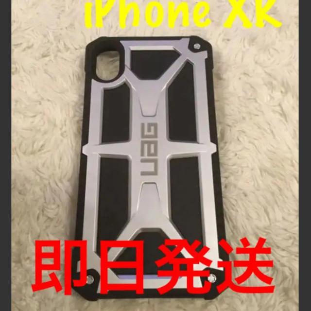 【新品】UAG IPHONE XR MONARCH プラチナムの通販 by ヒロくん's shop|ラクマ