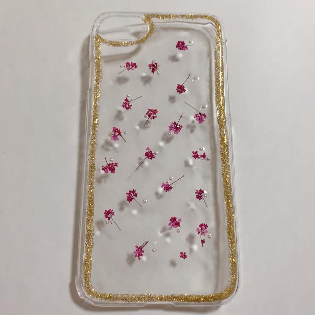 iPhone7/8♡ケース♡ハンドメイド♡レジンの通販 by Hazuki's shop|ラクマ