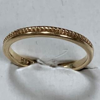 エテ(ete)のk10    ete  1号  リング  指輪(リング(指輪))